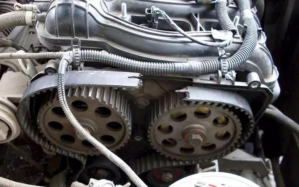 Ремень ГРМ автомобиля