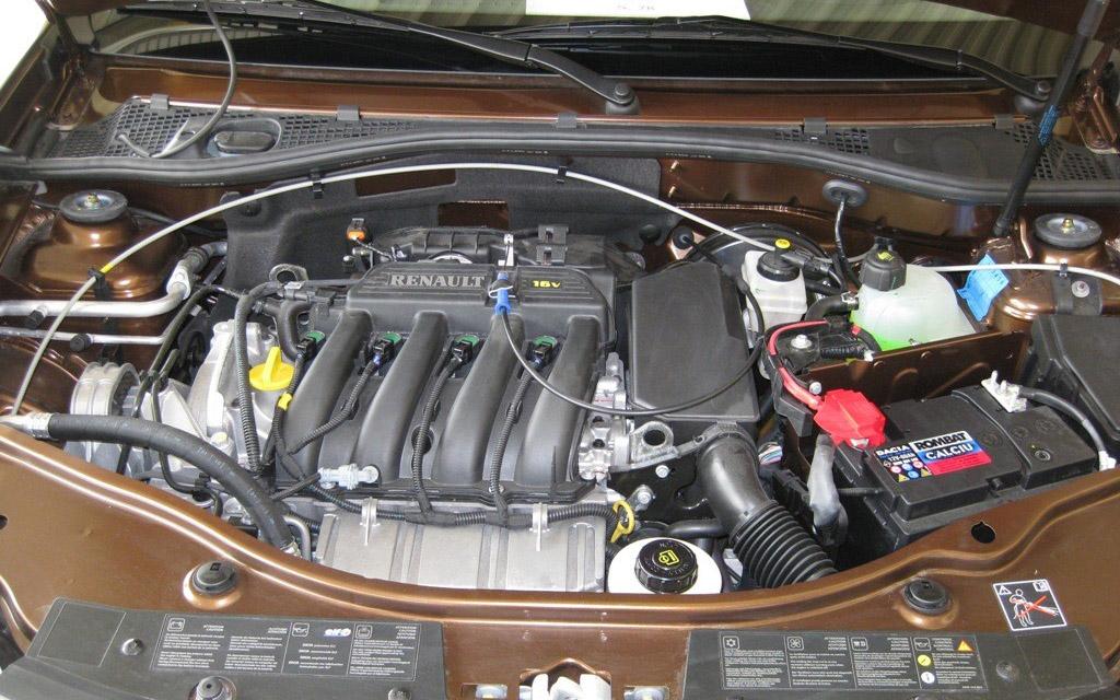 Renault Clio 2009 хэтчбек 3DR рестайлинг, двигатель