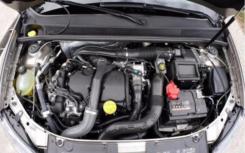 Renault Clio 2009 универсал рестайлинг, двигатель