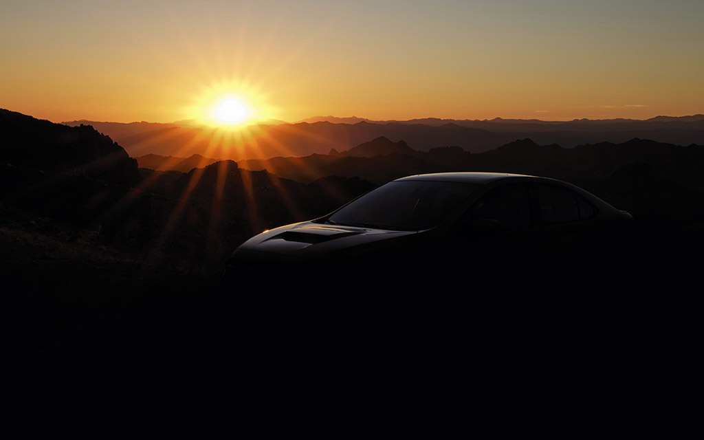 Новый Subaru WRX 2022 — первое фото и характеристики