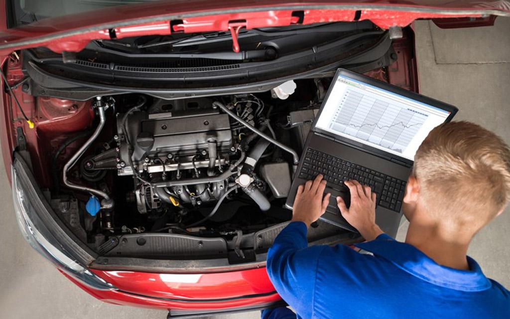 Техническая диагностика автомобиля