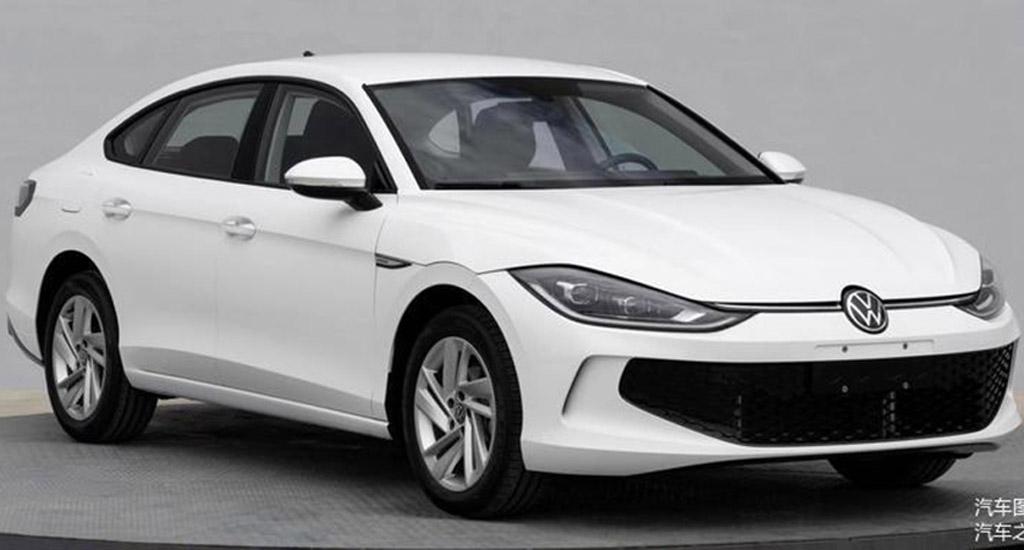 Новый лифтбек Volkswagen Lamando 2022 — первые фото и характеристики