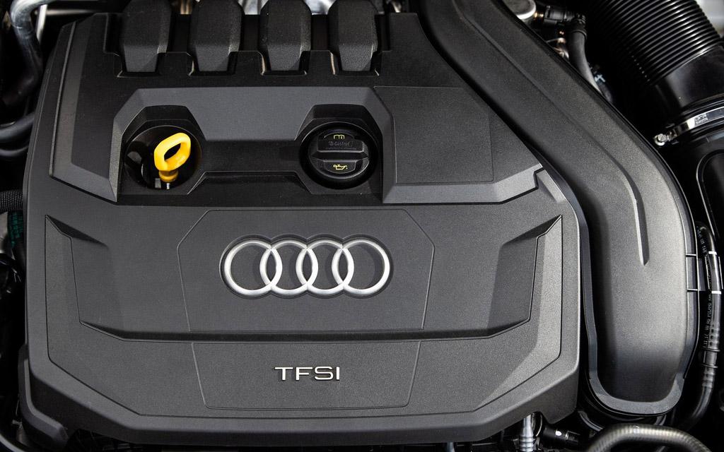 Audi A1 Sportback 2019, двигатель