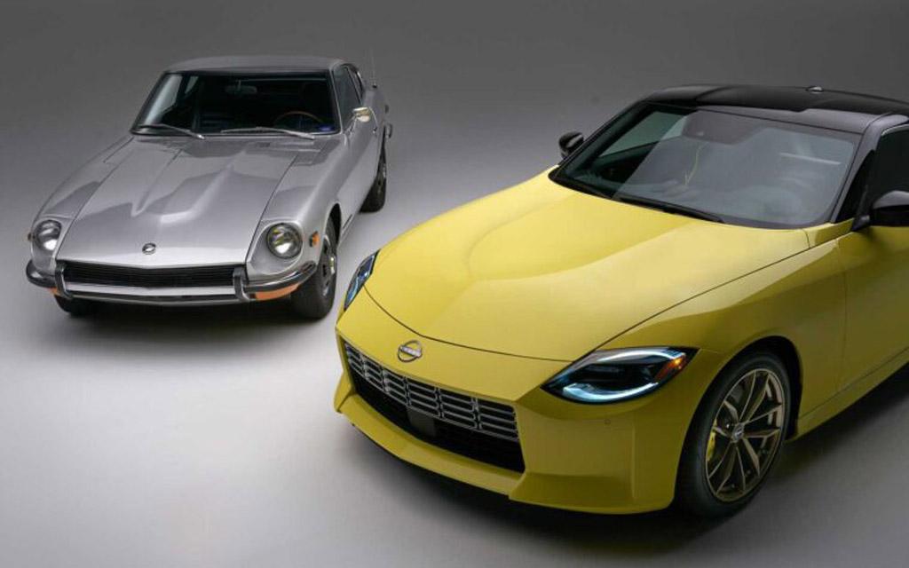 Nissan Z 2021, генерации автомобилей