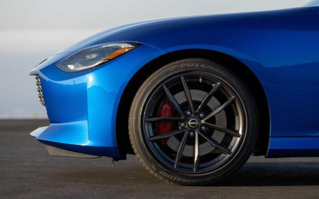 Nissan Z 2021, колесные диски