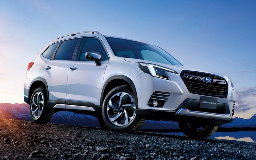 Обновленный Subaru Forester 2021 для России — японские агрегаты и вариатор