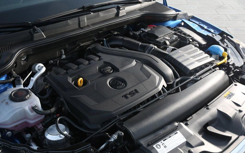 Технические характеристики двигателя Шкода Скала и разгон до 100