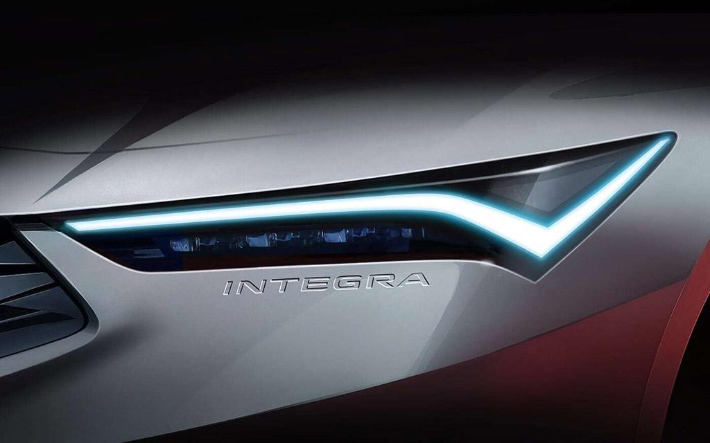 Acura Integra 2022 — возрождение легендарной модели