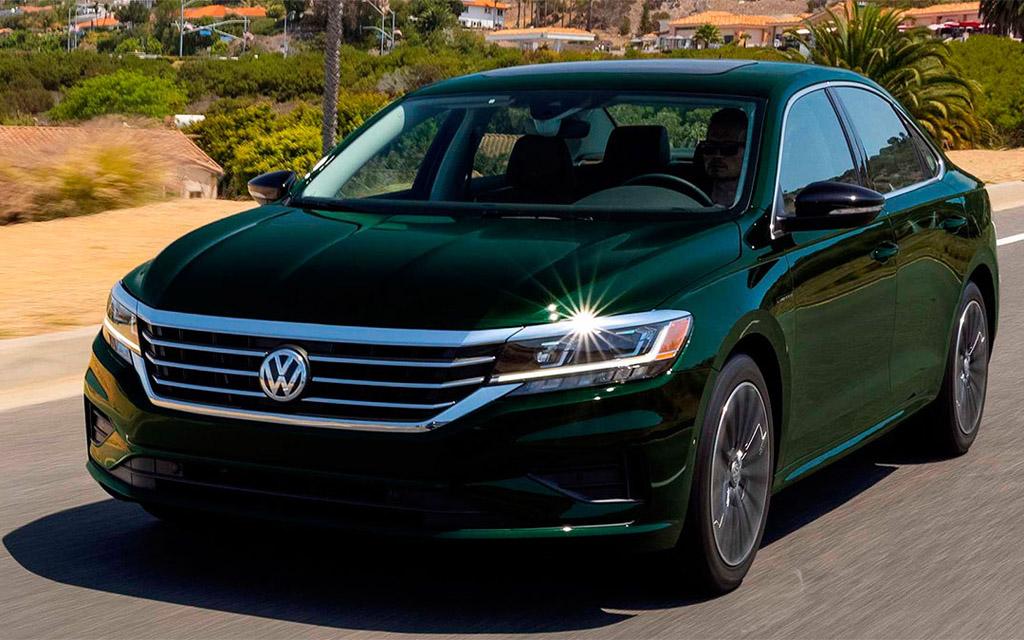 Volkswagen Passat уходит на пенсию — последняя лимитированная версия