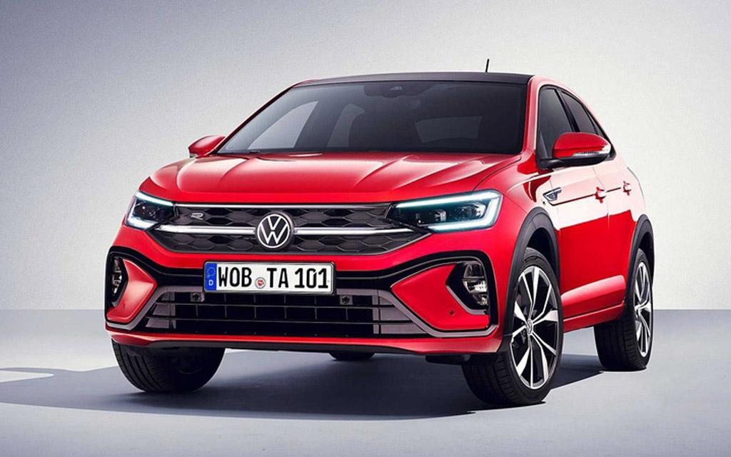 Volkswagen Taigo 2022 для Европы — характеристики и фото