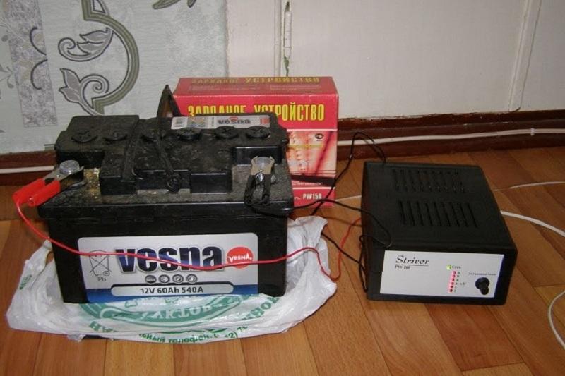 Опасно ли ставить аккумулятор на зарядку в квартире