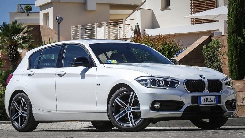 BMW 1 серии в кузове F20