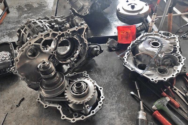 Возможность ремонта деталей вариатора Qashqai