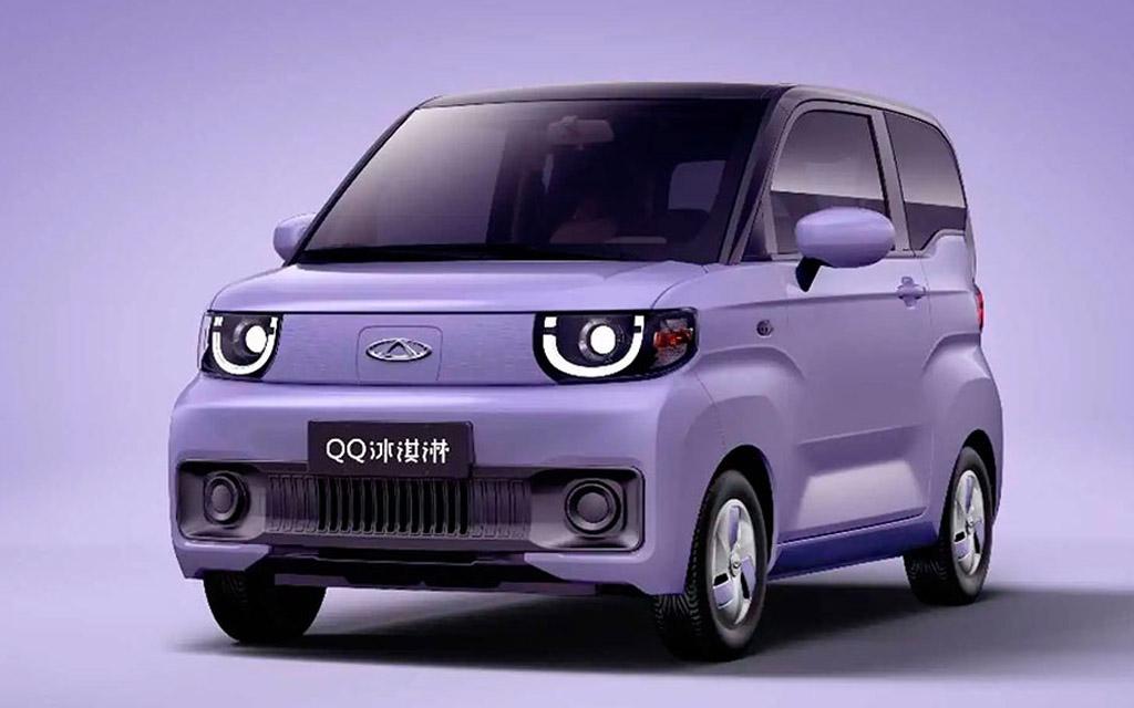 Chery QQ 2022 — новое поколение компактного автомобиля