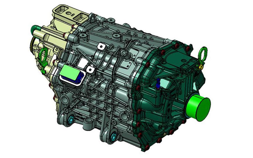 Заменить ДВС на электродвигатель — новый подход от компании Ford