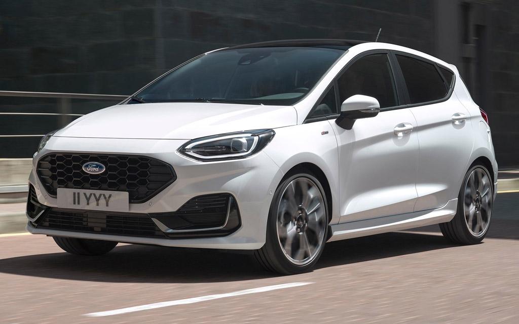 Премьера нового Ford Fiesta 2022 — характеристики и фото