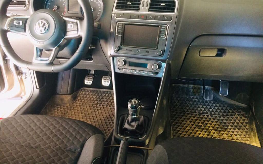 Механическая коробка передач Volkswagen