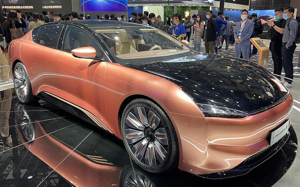 Xiaomi хочет выпускать автомобили по шаблону Saab