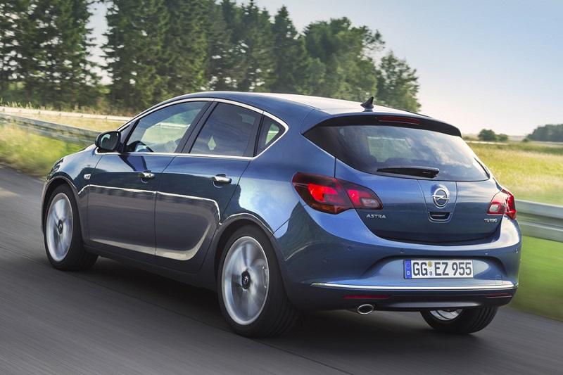 Ремонт рулевой рейки Opel Astra