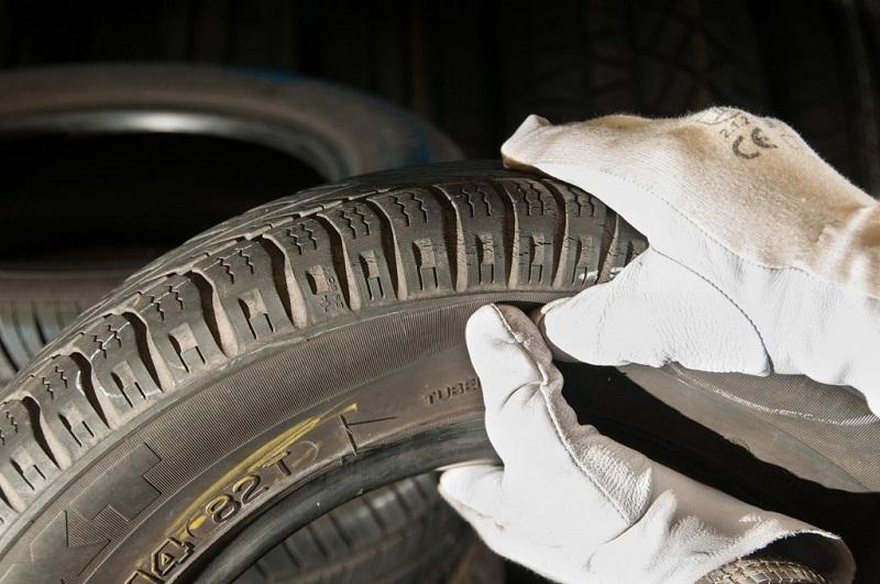 Как на расход топлива влияет износ шин