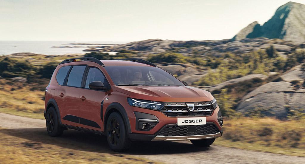 Новое поколение Renault Logan универсал или Dacia Jogger