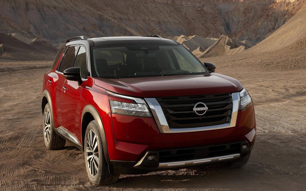 Nissan Pathfinder 2022 для России — характеристики и комплектация